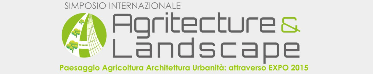 immagine header Agritecture & Landscape